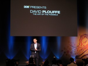 David Plouffe in Cannes