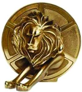 lion trophy